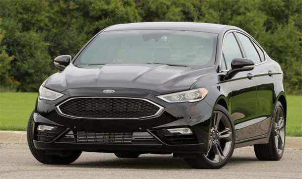 40 New 2020 Ford Fusion New Review