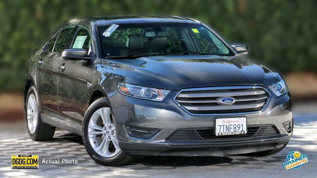 40 New 2020 Ford Taurus Sho Research New