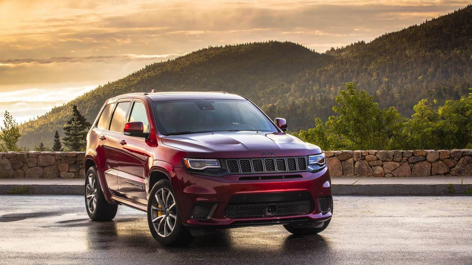 40 New 2020 Grand Cherokee Srt Hellcat First Drive