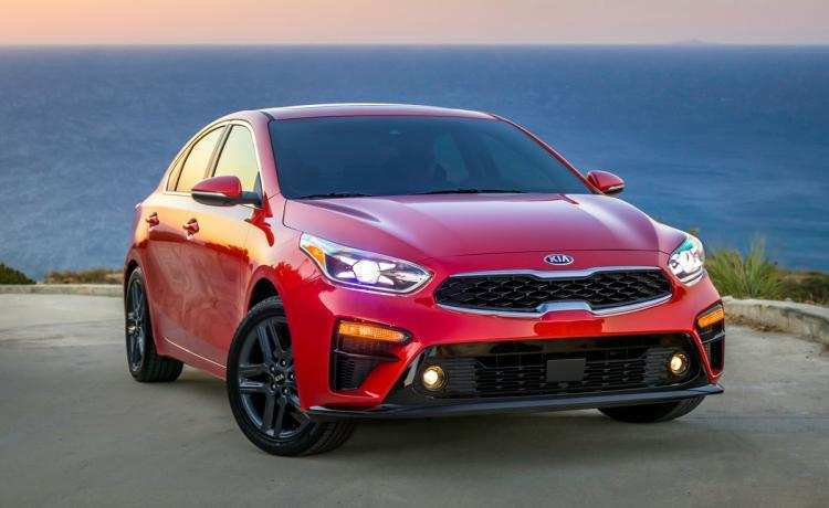 40 New 2020 Kia Forte Overview