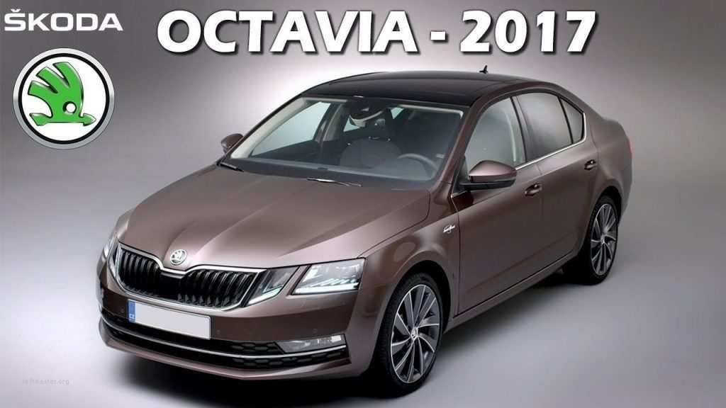 40 New 2020 Skoda Octavia India Egypt Price Design And Review