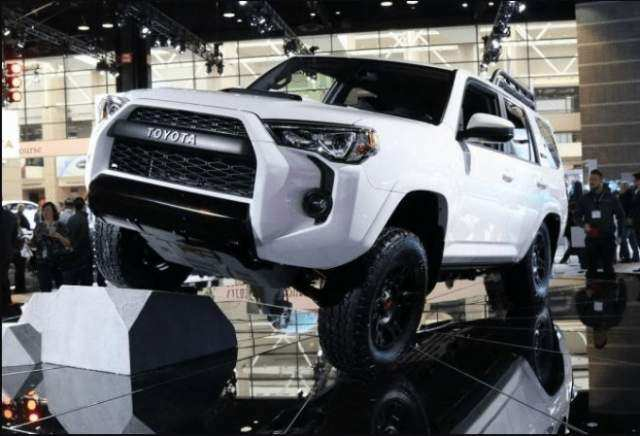 40 New 2020 Toyota 4Runner Rumors