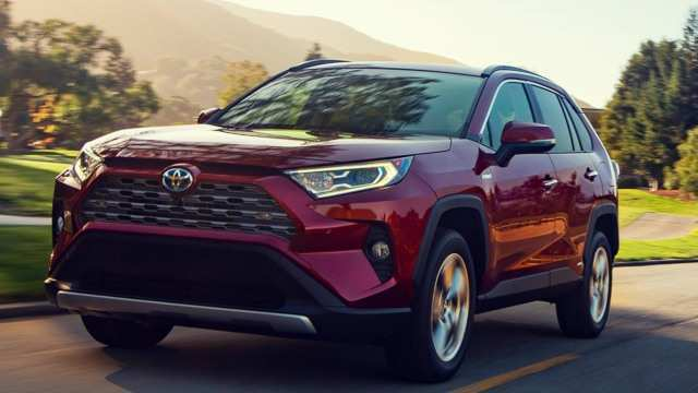 40 New 2020 Toyota Rav4 Hybrid Engine