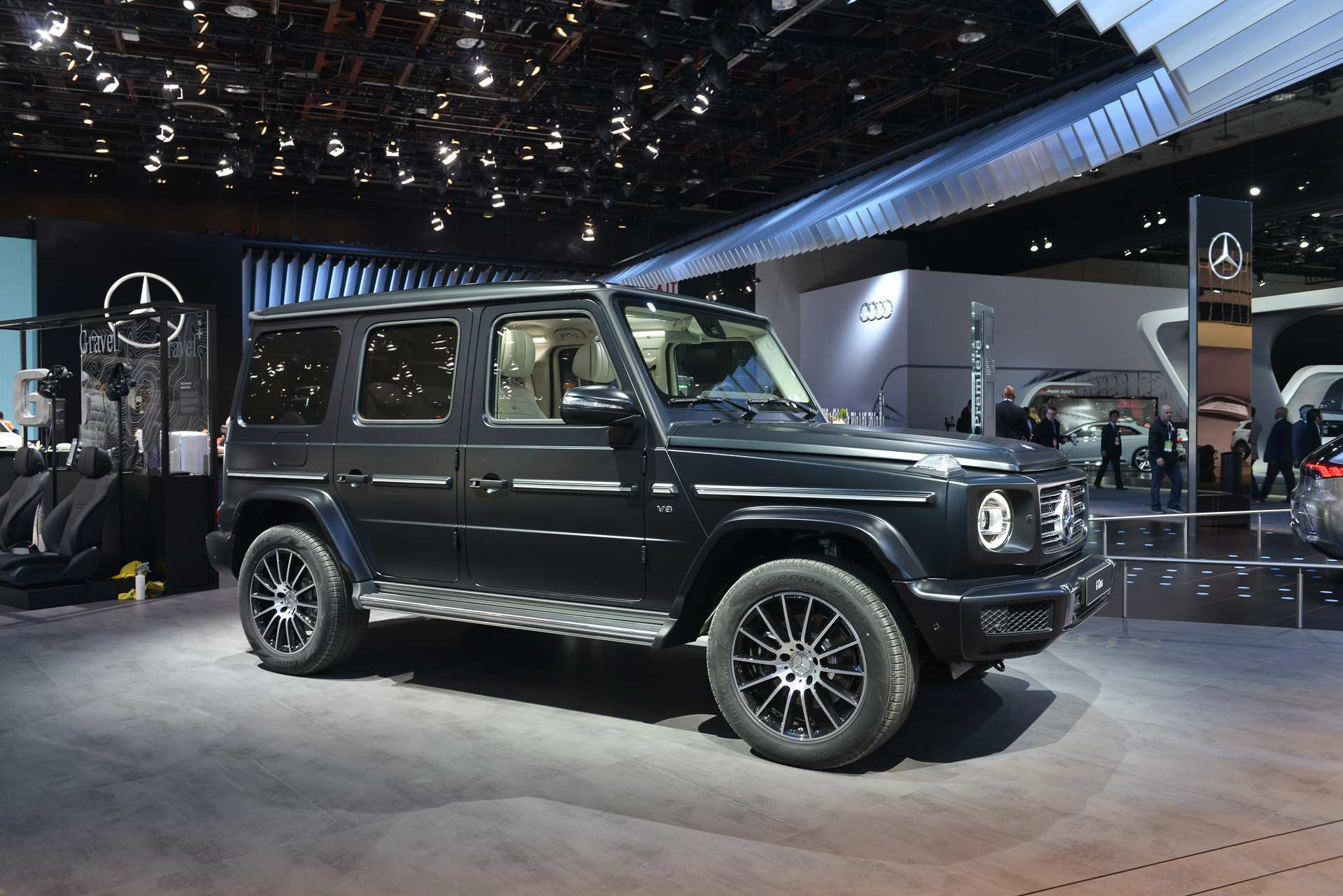 40 New G550 Mercedes 2019 Overview