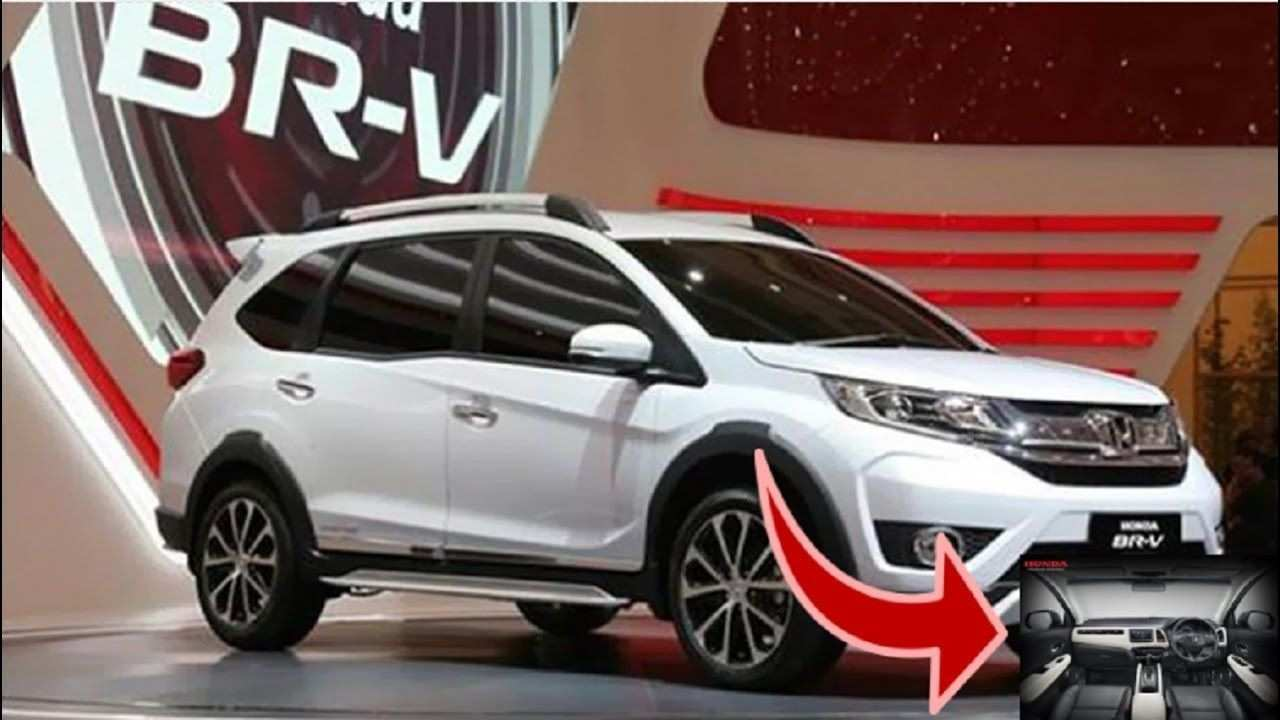 40 New Honda Brv 2020 Price Design And Review