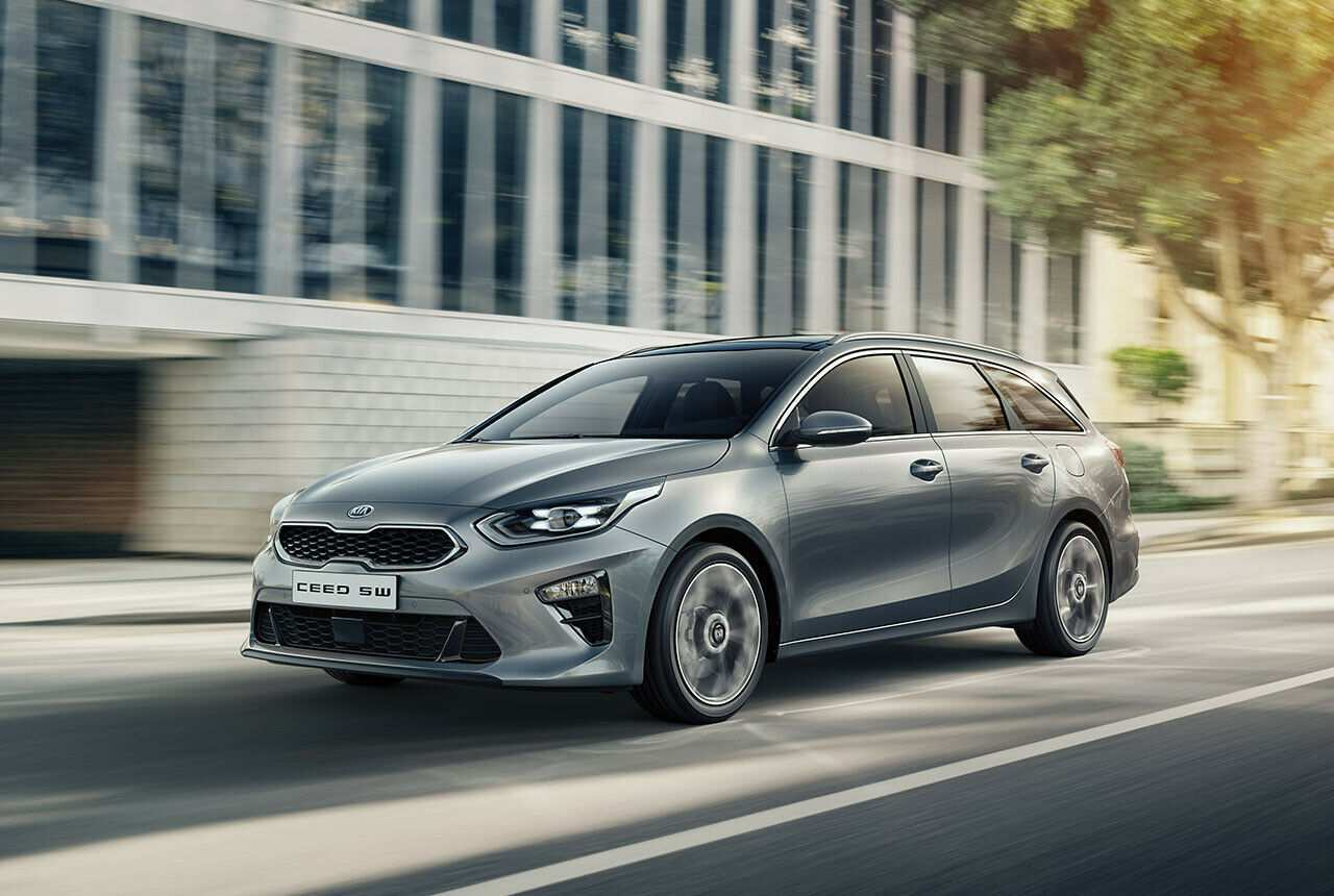 40 New Kia 2019 Hybrid First Drive