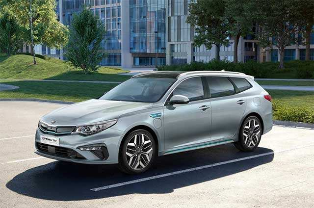 40 New Kia Optima Phev 2020 New Model And Performance