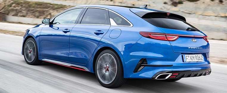 40 New Kia Pro Ceed Gt 2019 Overview