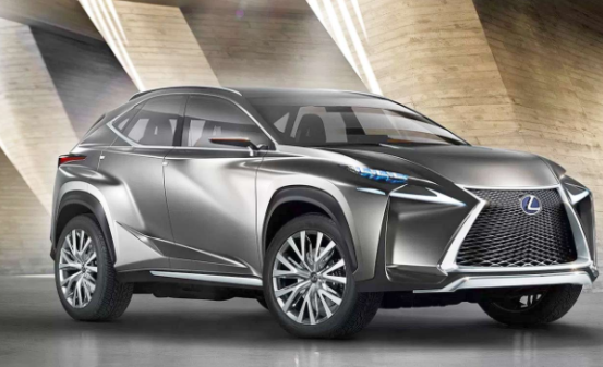 40 New Lexus Nx 2020 News Spesification