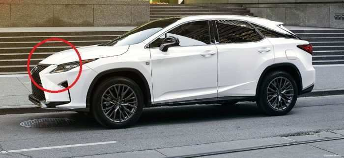 40 New Lexus Rx 350 Redesign 2020 Release Date And Concept