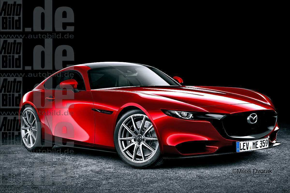 40 New Mazda 2019 Rx9 Redesign And Concept