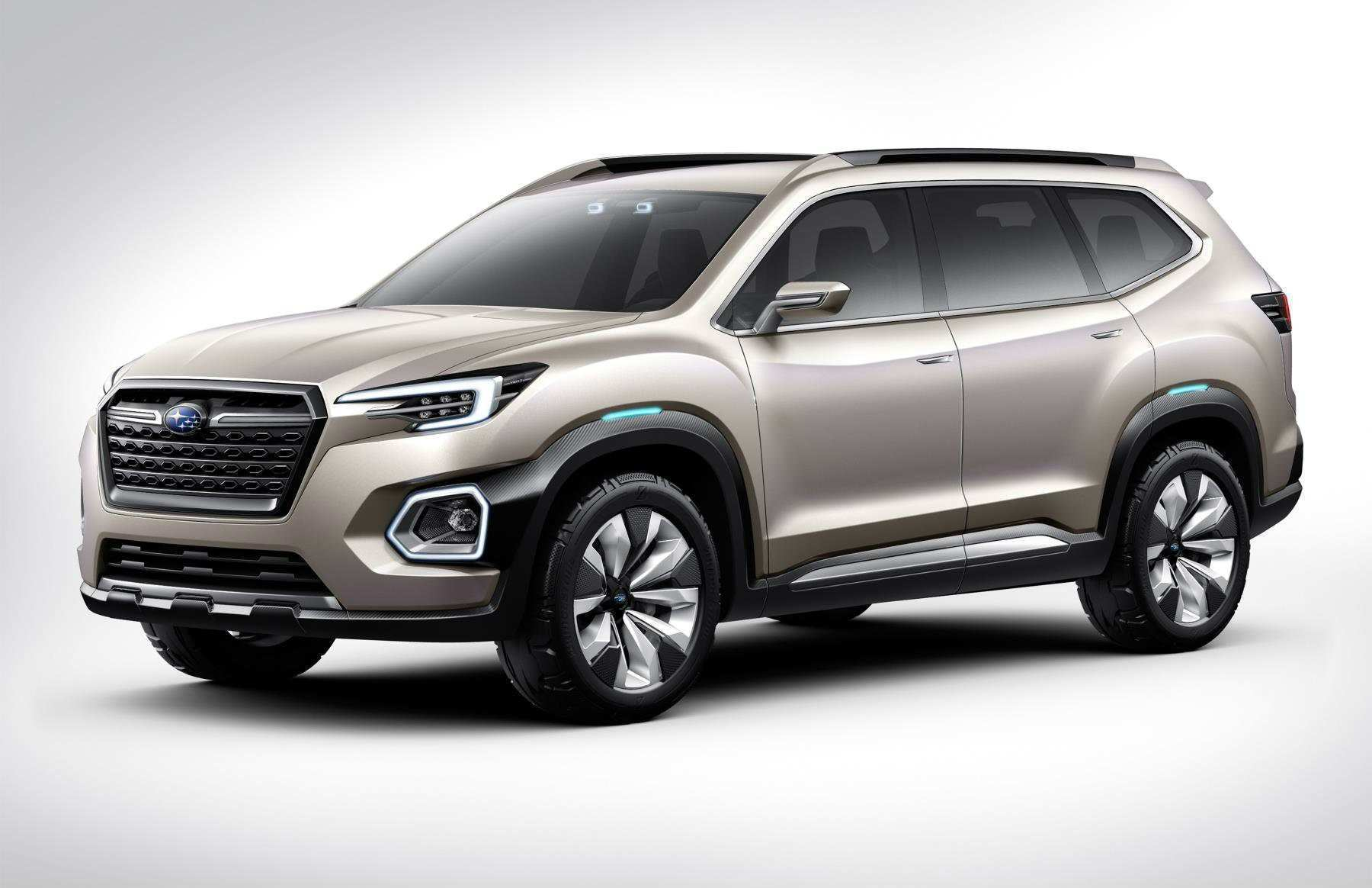 40 New Subaru Tribeca 2019 New Review