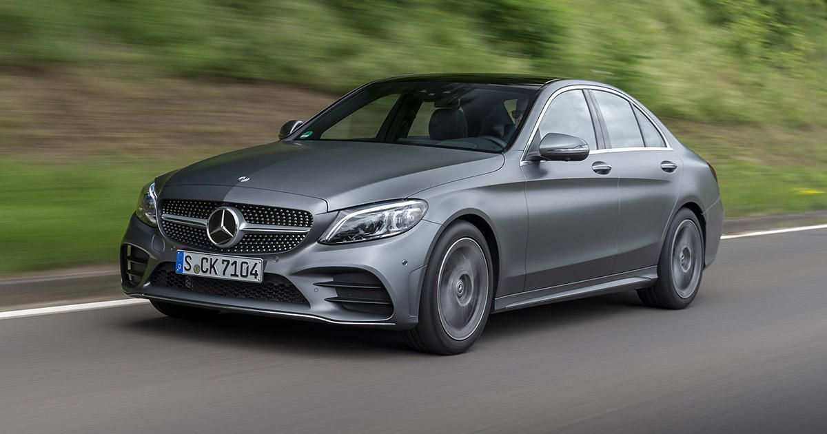 40 New The New Mercedes C Class 2019 Pricing