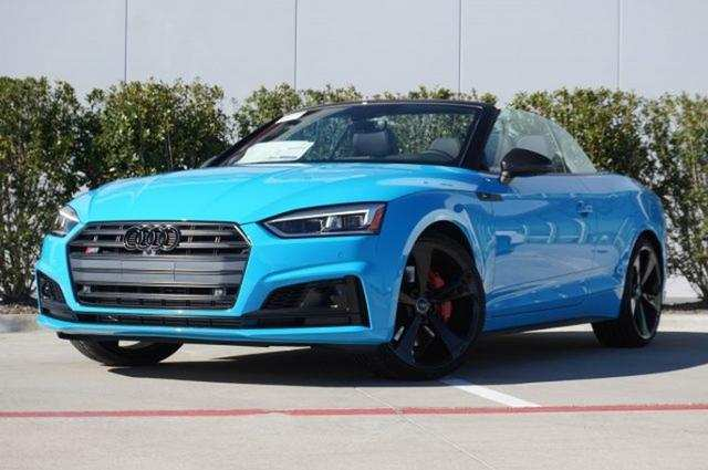 40 The 2019 Audi S5 Cabriolet Release Date And Concept