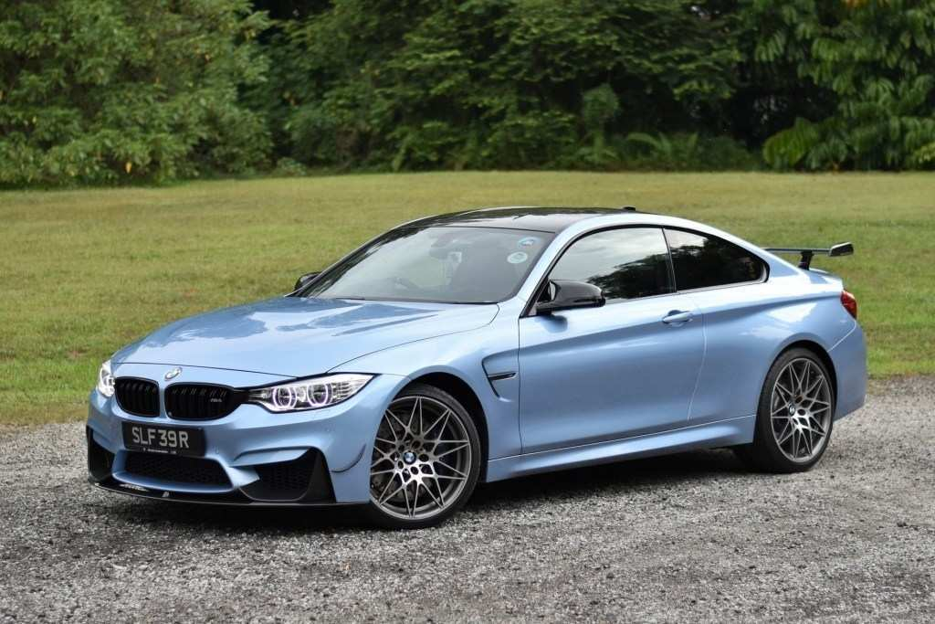 40 The 2019 BMW M4 Colors Release