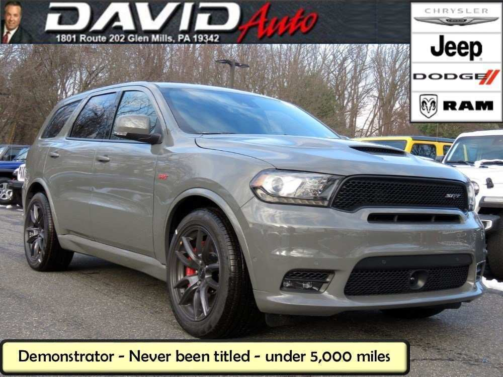 40 The 2019 Dodge Durango Srt Specs And Review