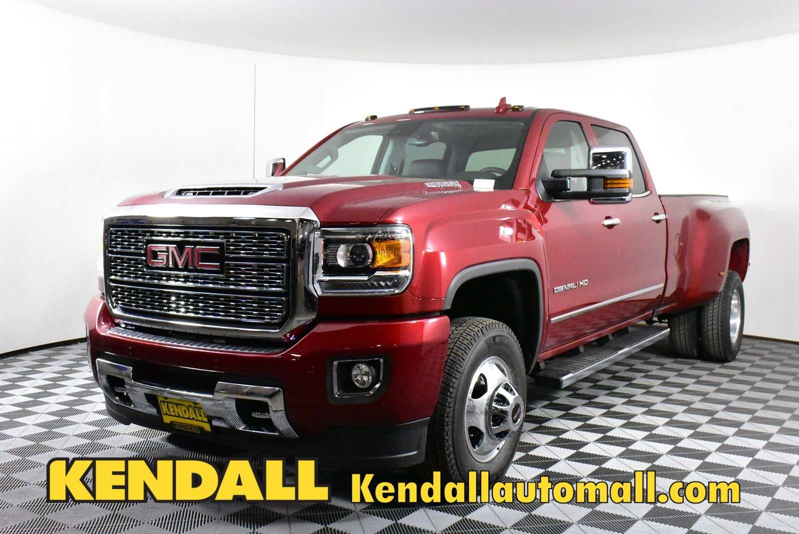 40 The 2019 GMC Denali 3500Hd First Drive