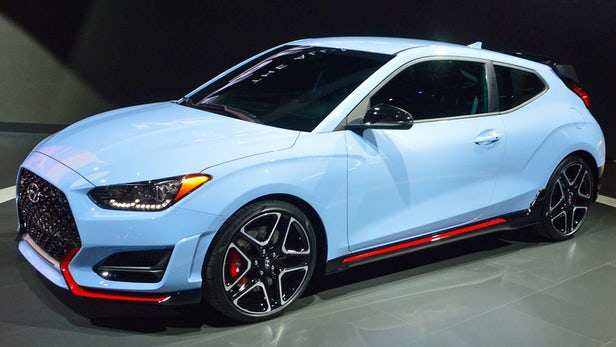 40 The 2019 Hyundai Veloster Spesification