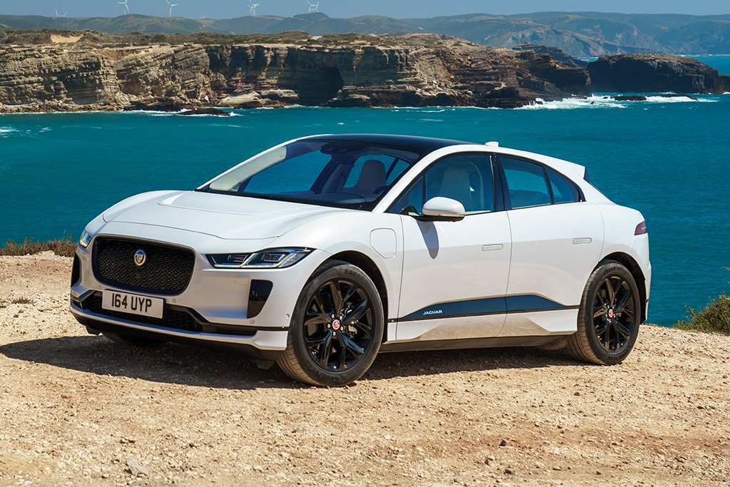 40 The 2019 Jaguar I Pace Review Model
