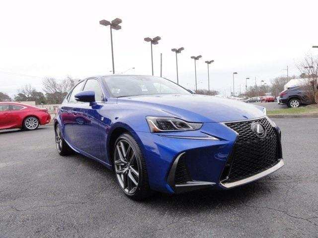 40 The 2019 Lexus IS350 Ratings