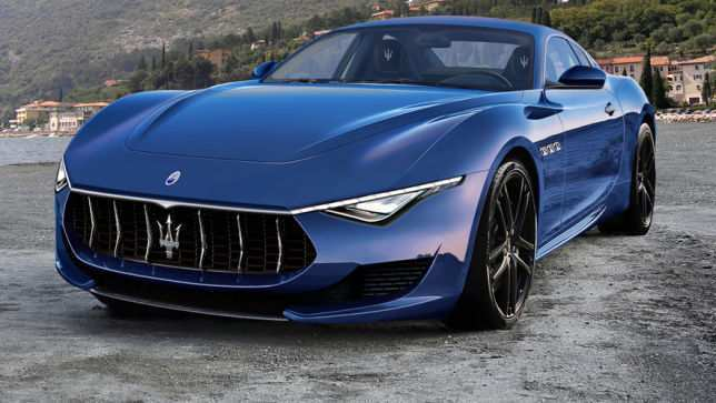 40 The 2019 Maserati Alfieris Ratings