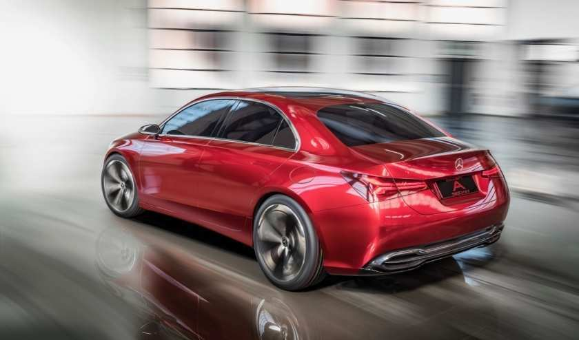 40 The 2019 Mercedes A Class Usa Research New