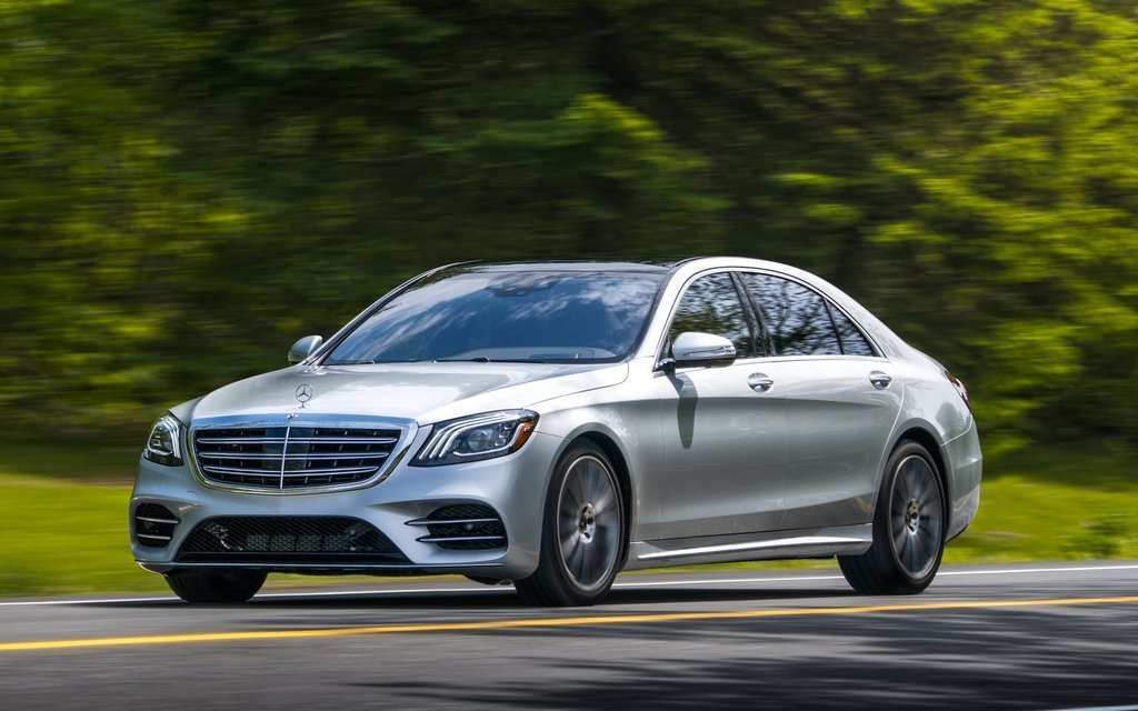 40 The 2019 Mercedes S Class New Review