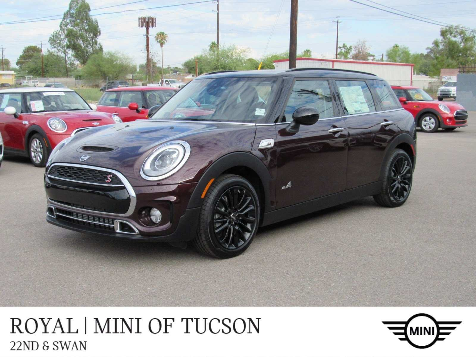 40 The 2019 Mini Clubman Style