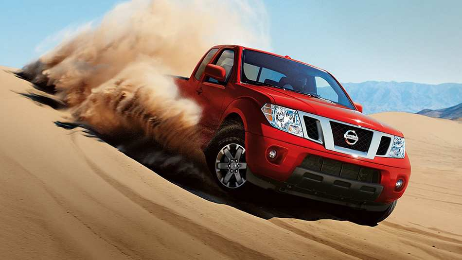 40 The 2019 Nissan Frontier Canada Ratings