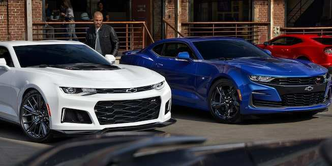 40 The 2019 The Camaro Ss Configurations