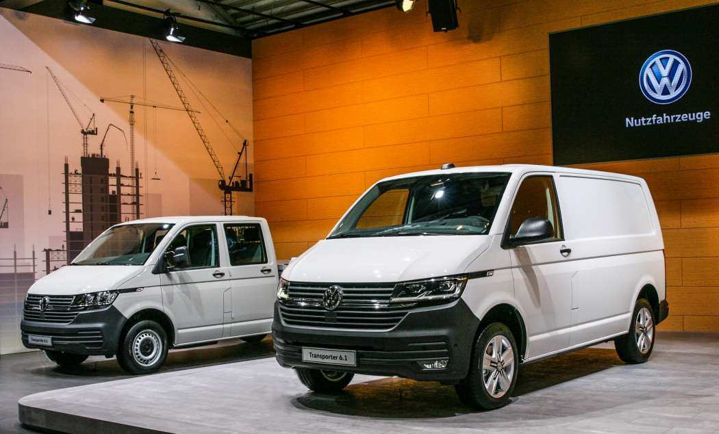 40 The 2019 Volkswagen Transporter Redesign