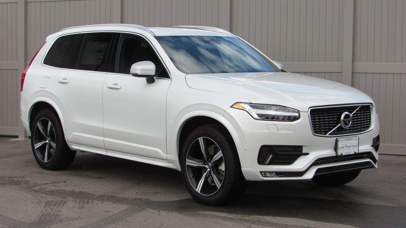 40 The 2019 Volvo XC90 Research New