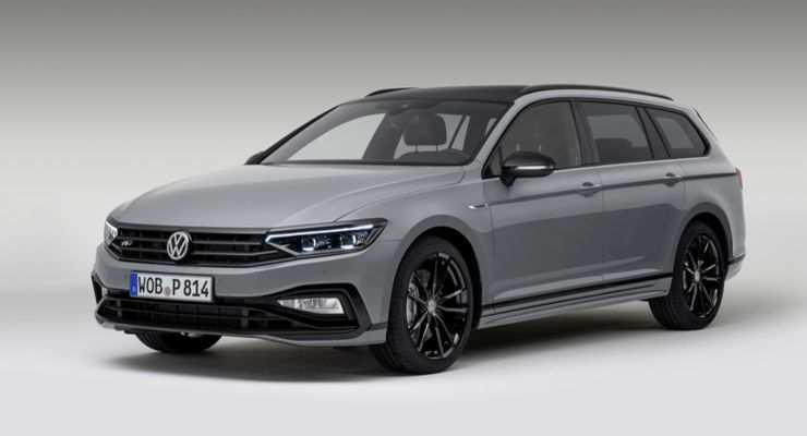 40 The 2019 Vw Passat Concept