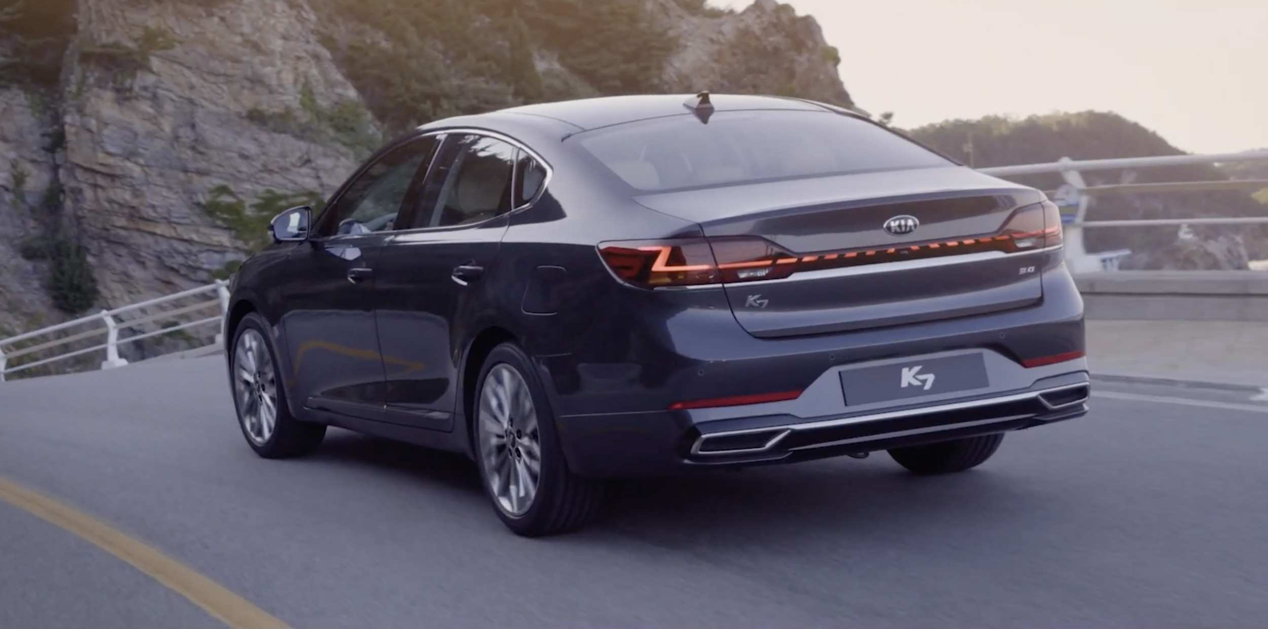 40 The 2020 All Kia Cadenza Exterior