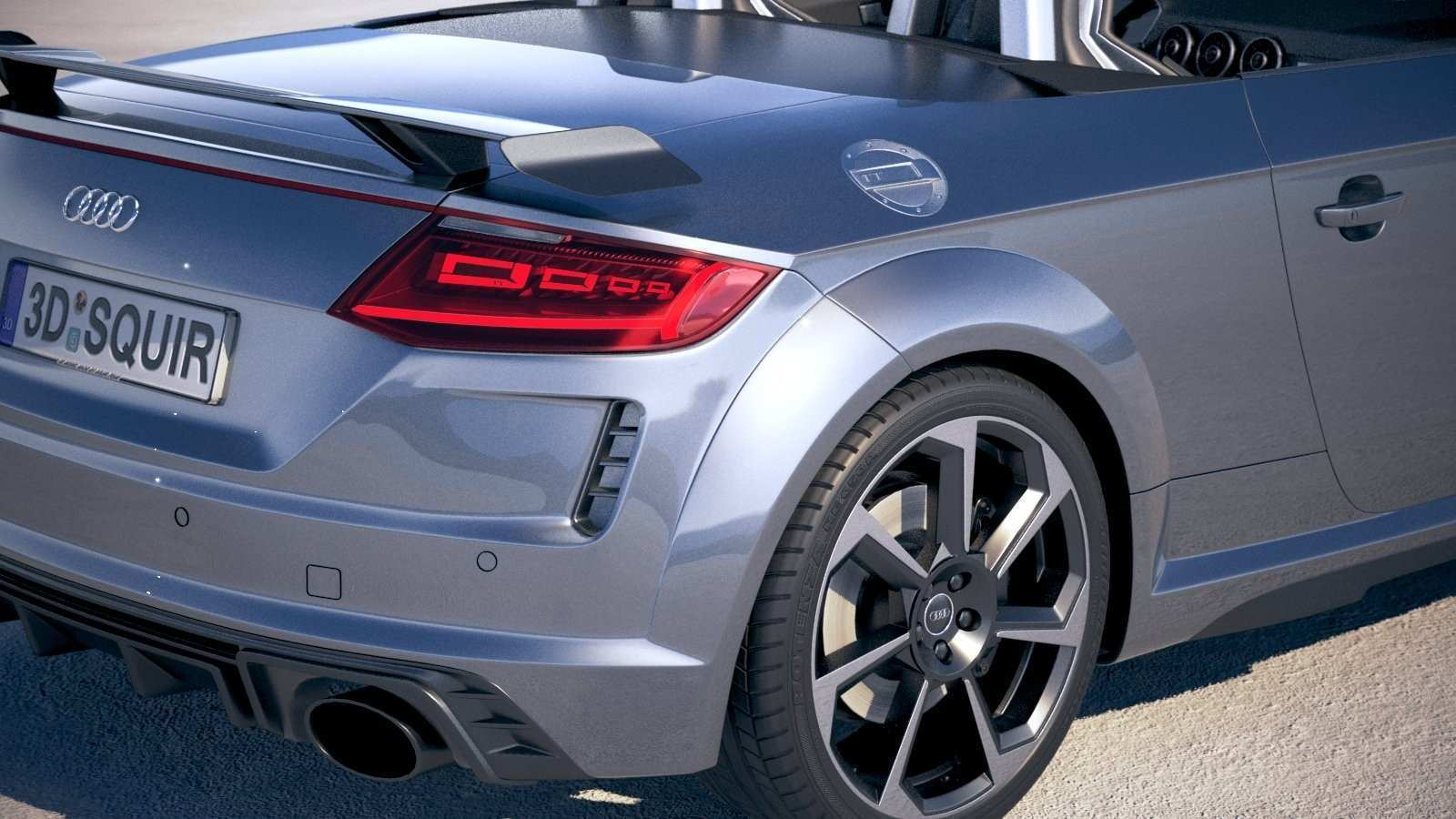 40 The 2020 Audi Tt Rs Research New