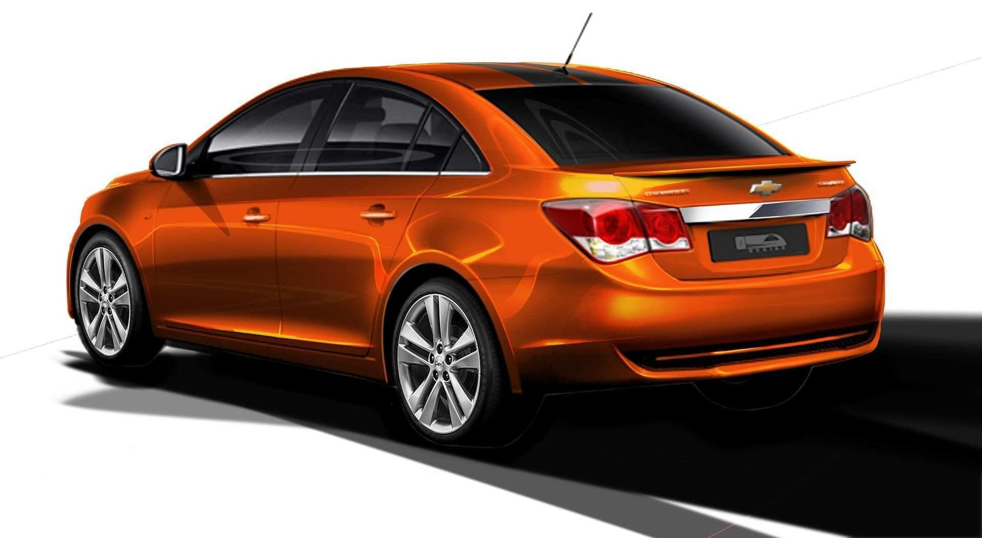 40 The 2020 Chevrolet Cruze Price And Release Date