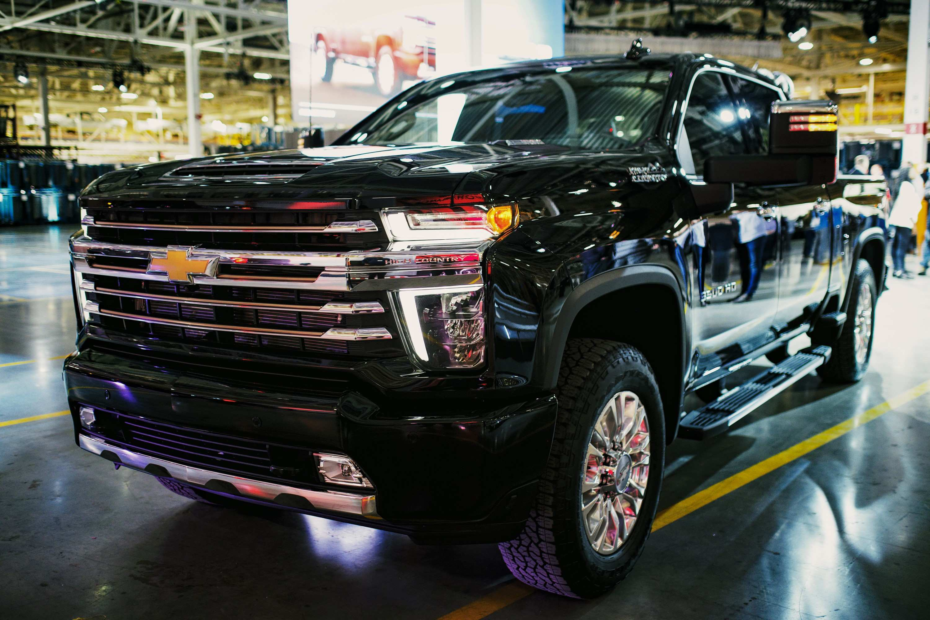 40 The 2020 Chevrolet Silverado First Drive