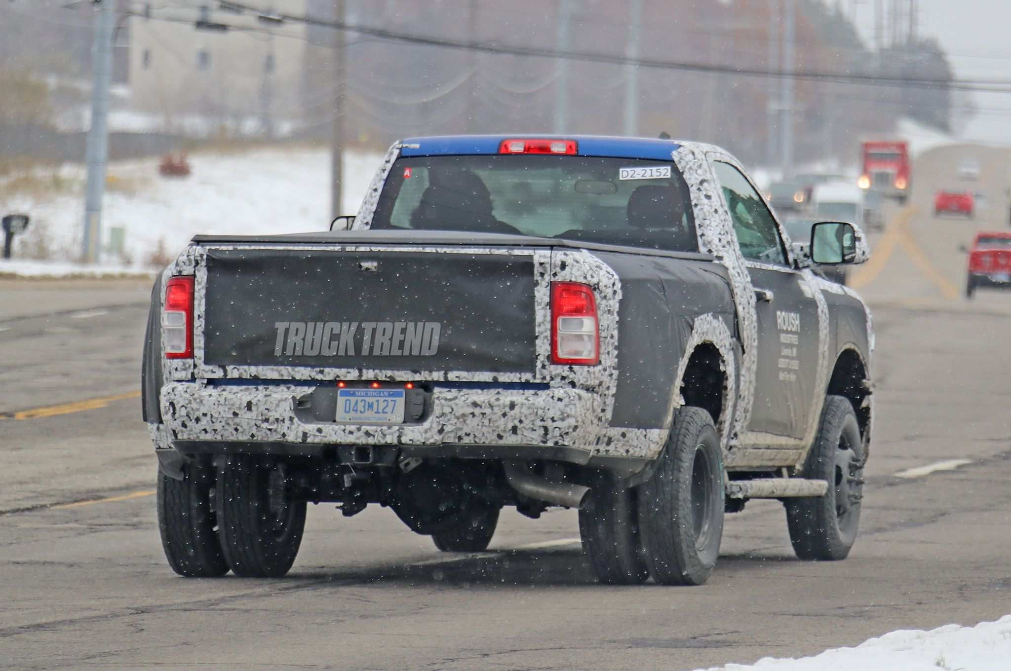 40 The 2020 Dodge Ram 3500 Spesification