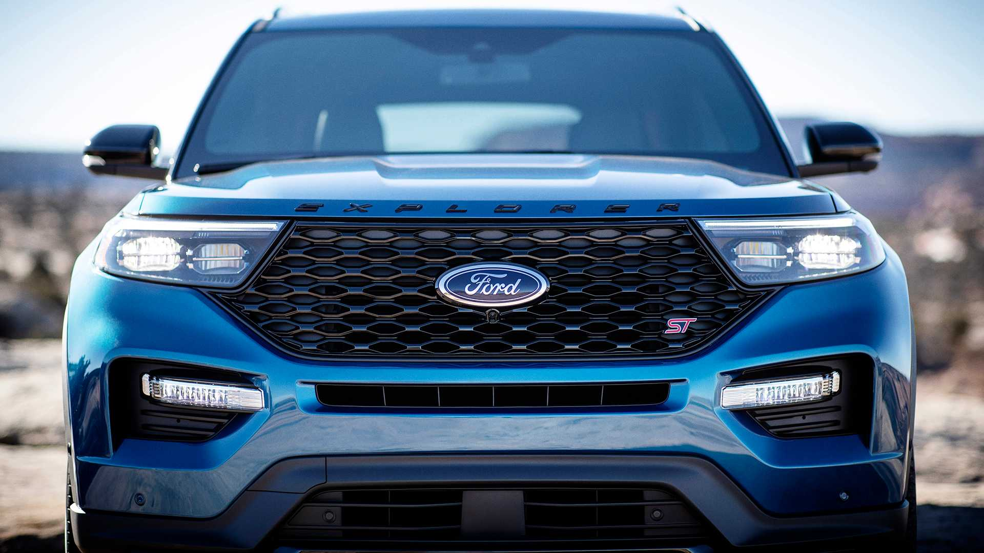 40 The 2020 Ford Explorer Sports First Drive