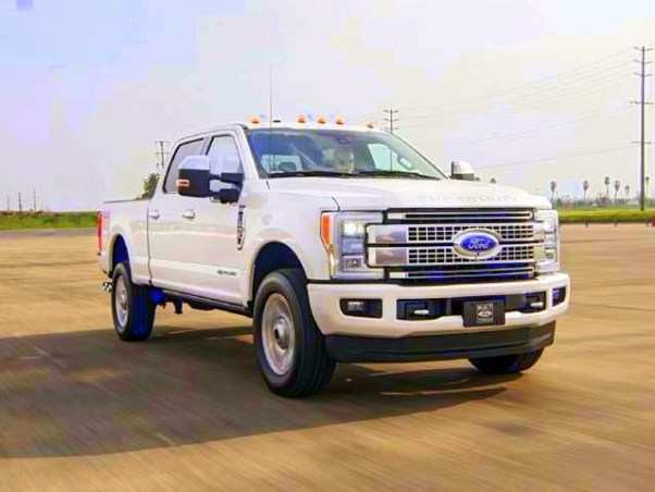 40 The 2020 Ford Super Duty Overview