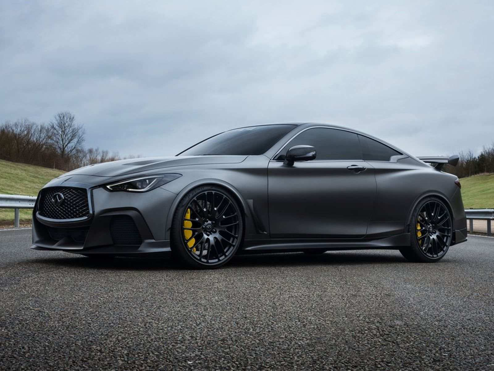 40 The 2020 Infiniti Q60 Coupe Performance