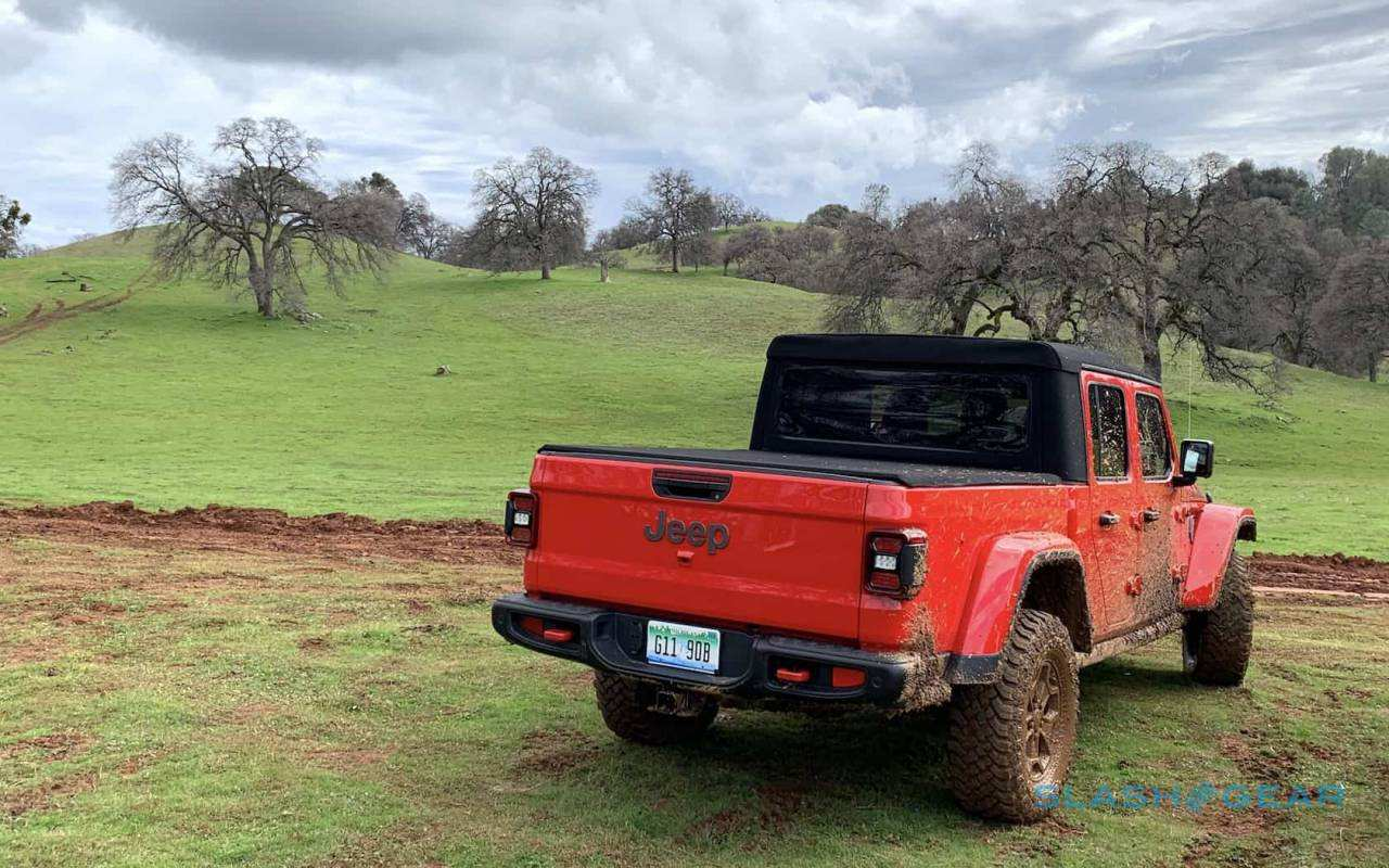 40 The 2020 Jeep Gladiator Fuel Economy Release Date And Concept