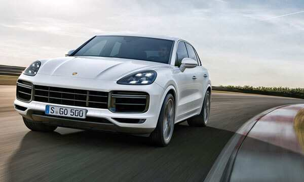 40 The 2020 Porsche Macan Turbo Configurations