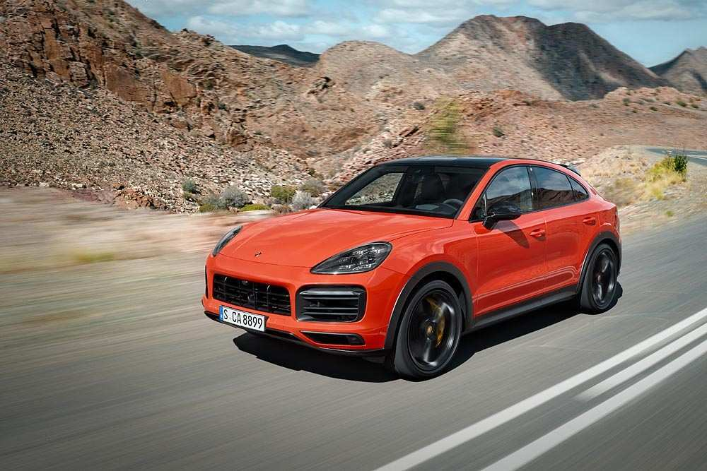 40 The 2020 Porsche Macan Turbo Prices