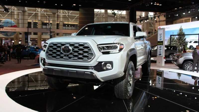 40 The 2020 Toyota Tacoma Diesel New Model And Performance