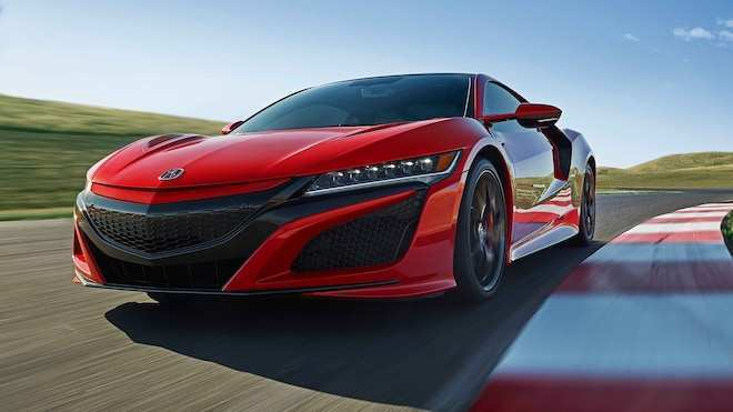 40 The Best 2019 Acura Nsx Type R Configurations