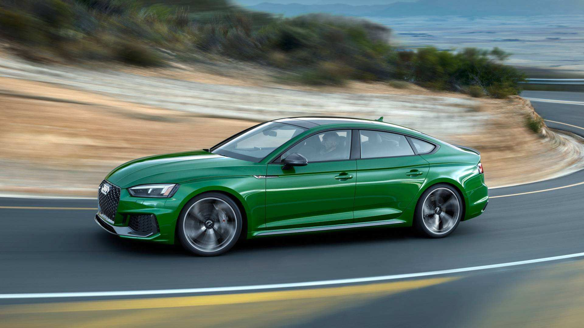 40 The Best 2019 Audi Rs5 Redesign And Concept