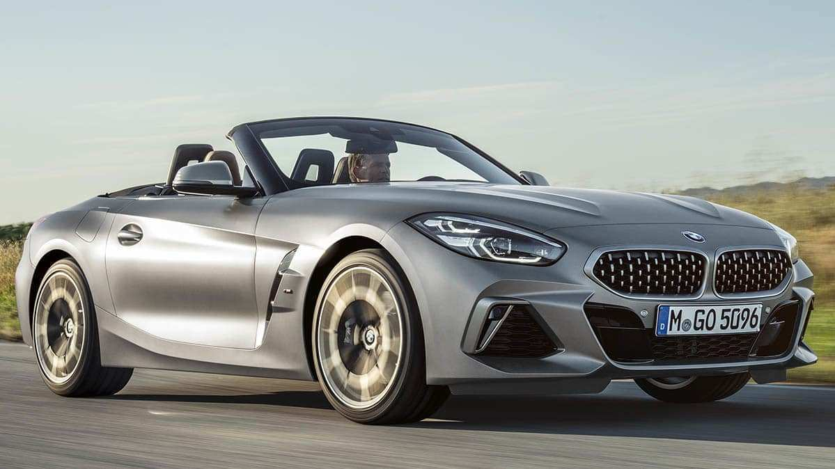 40 The Best 2019 BMW Z4 Roadster Pricing