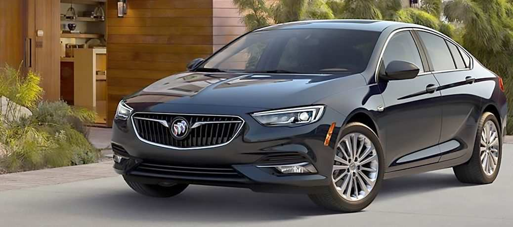 40 The Best 2019 Buick Regal Concept