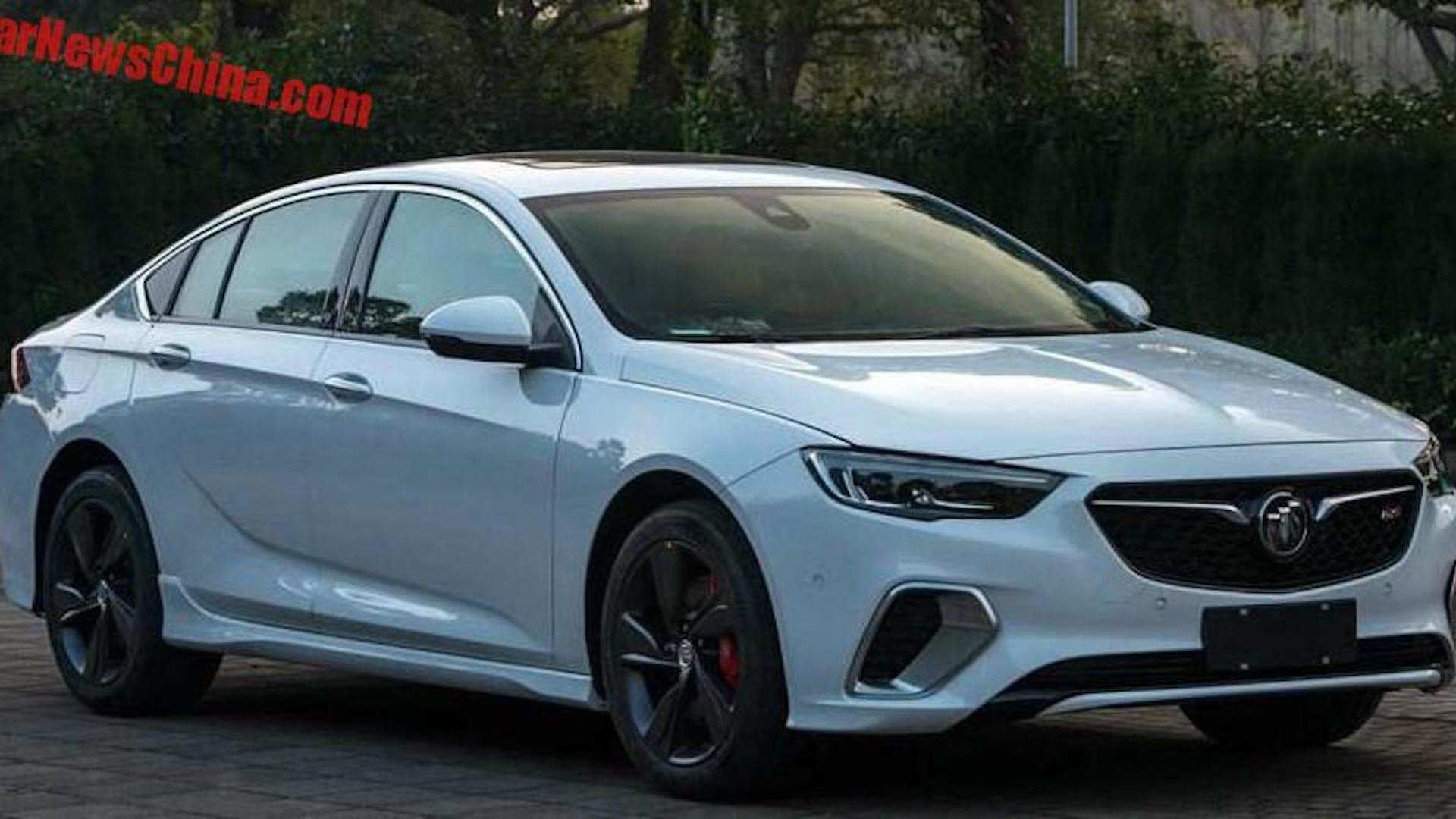 40 The Best 2019 Buick Regal Spy Shoot